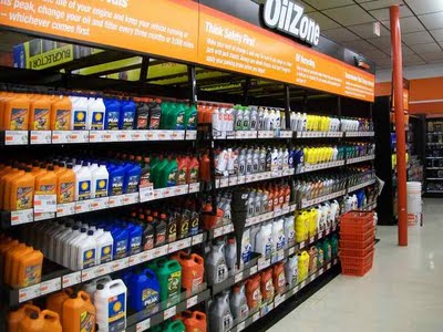 Which engine oil is best for my mustang americanmuscle for Autozone synthetic motor oil