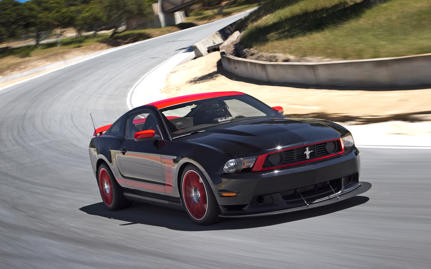 top 10 quickest factory built mustangs americanmuscle. Black Bedroom Furniture Sets. Home Design Ideas