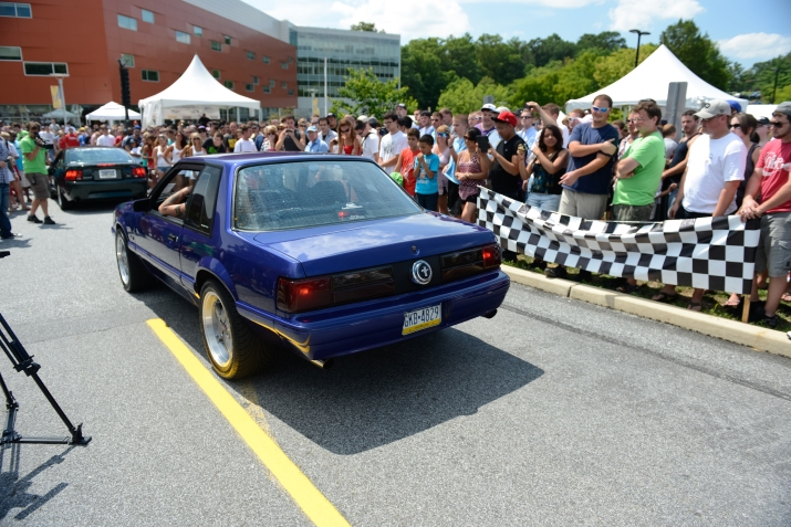 Car Show Muffler Rap