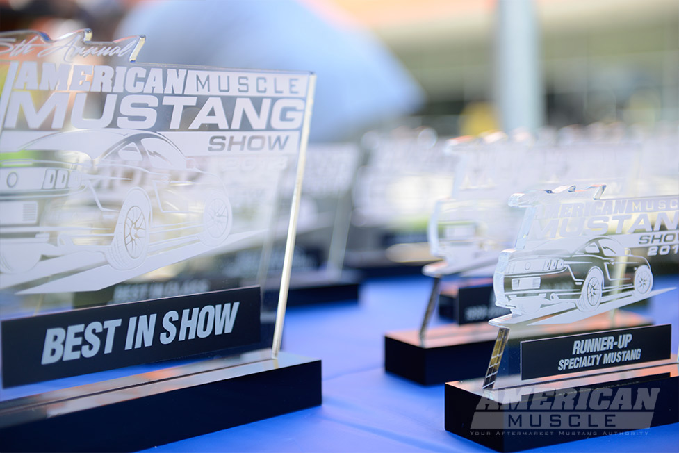 The AmericanMuscle Car Show Awards AmericanMusclecom Blog - Car show awards