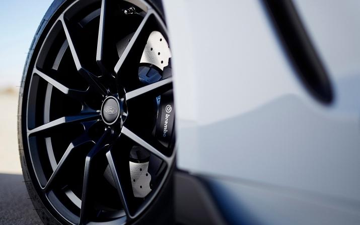 GT350 Mustang Wheels