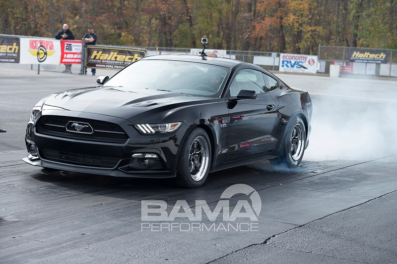 Bama Performance World Record 2015 Mustang GT