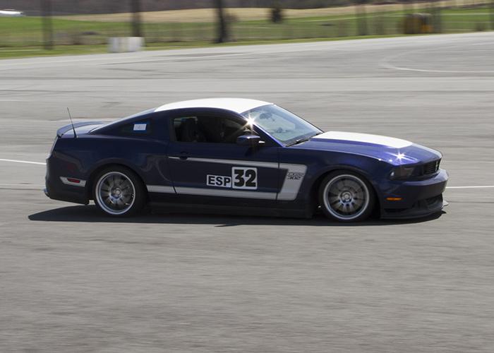 2012 Boss 302 Mustang