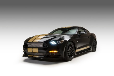 2016 Shelby GT-H Mustang