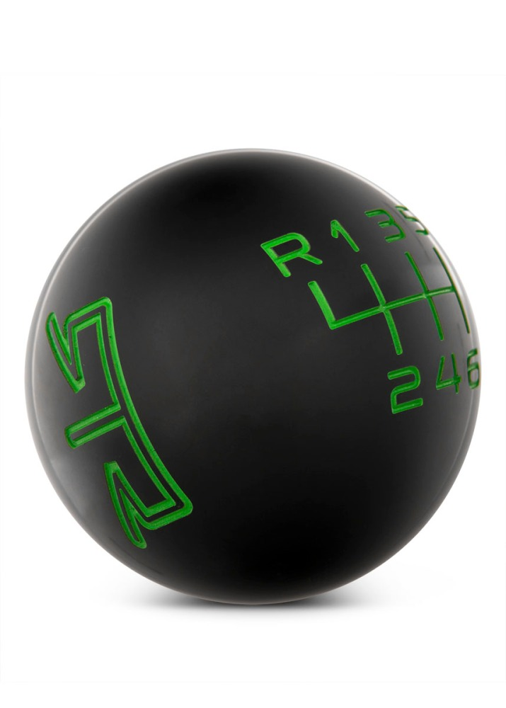 Black-Green-ShiftKnob