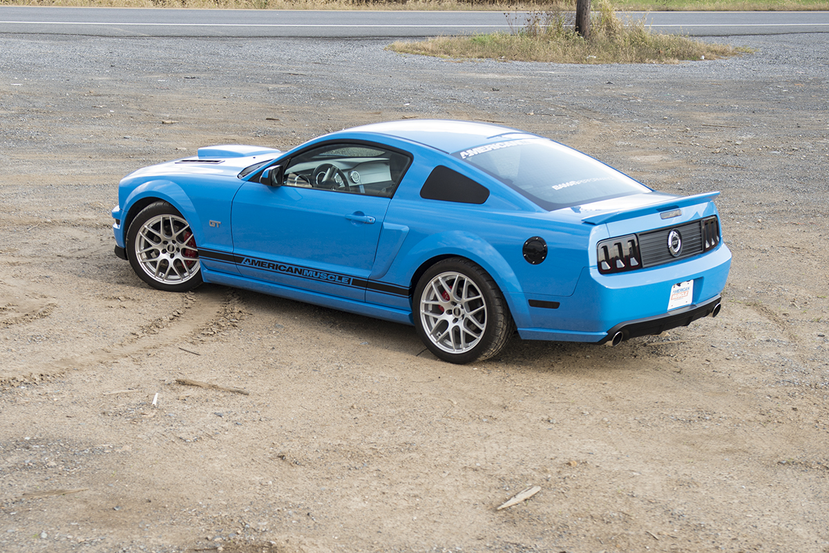 Rare Pony 2006 Mustang Stampede Edition