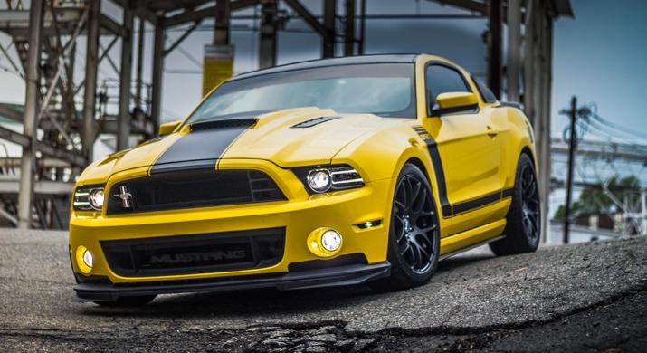2013 V6 Mustang