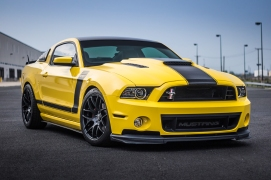 Yellow-Mustang-002
