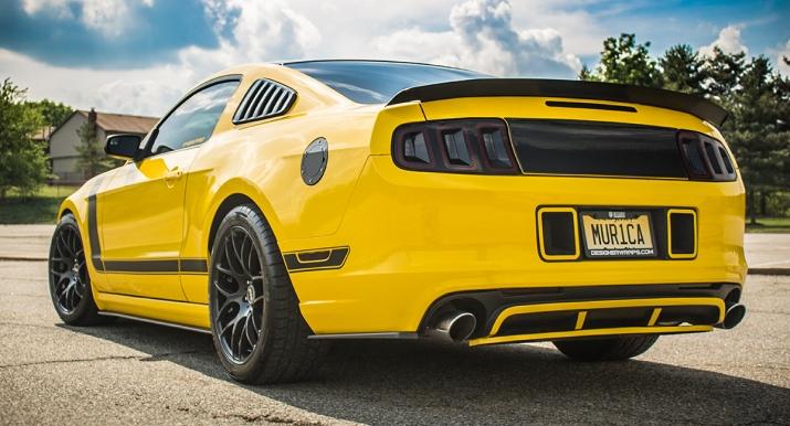 Yellow-Mustang-003