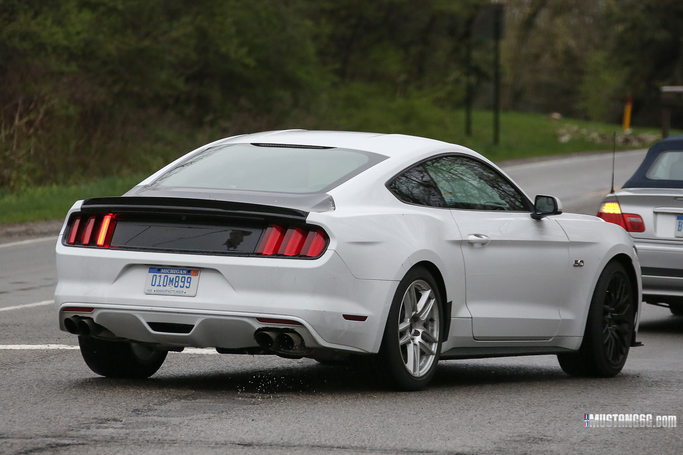 2016 Mustang V6 Exhaust >> Mach 1 S550 Mustang Mule13 – AmericanMuscle.com Blog