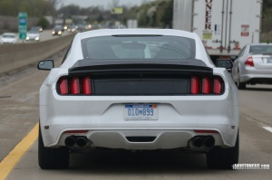 S550 Mach 1 Exhaust Tips