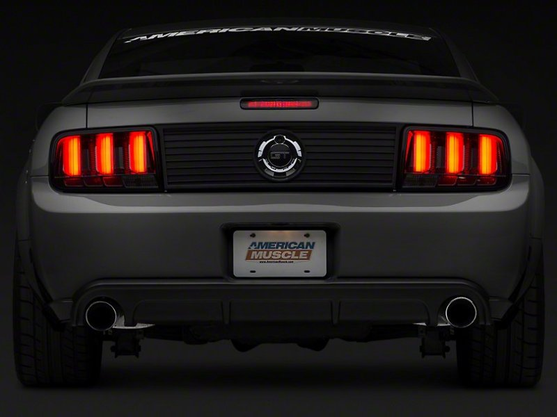 Raxiom Vector S197 Mustang Tail Lights