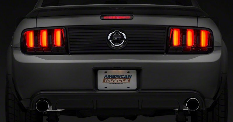 New Product Alert Vector Tail Lights For 05 09 Mustangs