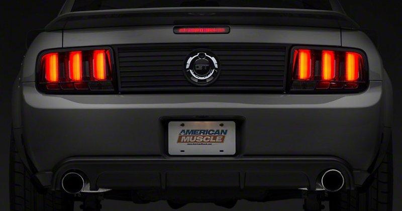 Raxiom Vector S197 Mustang Tail Lights