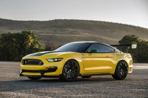 Ole Yeller EAA Young Eagles GT350 Mustang