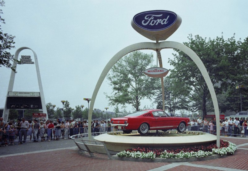 1964 Mustang Reveal