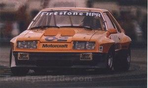 McLaren Mustang Road Car