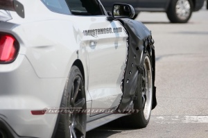 2018 Shelby GT500 Exterior