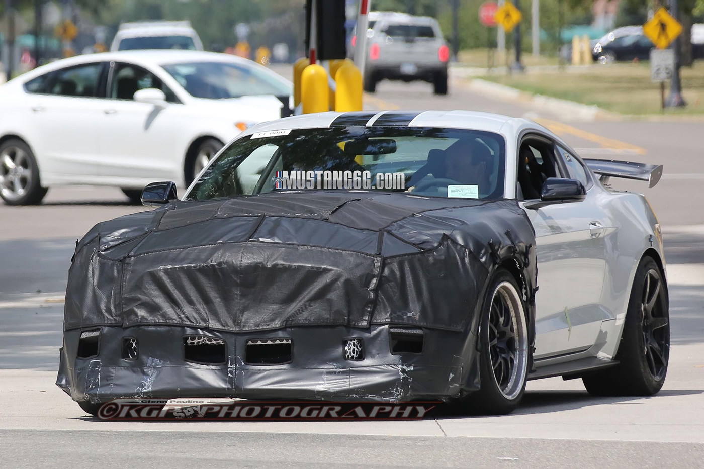 How much more hp will the 18 mustang gt make