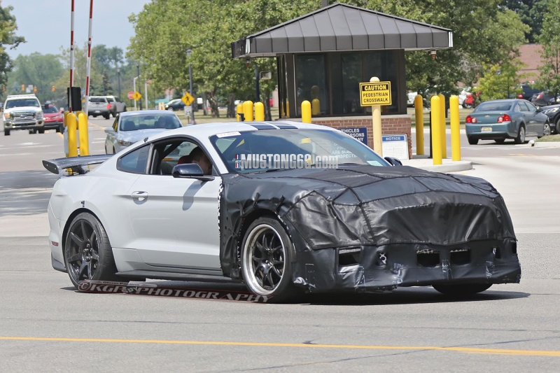 2018 Shelby GT500 Mustang