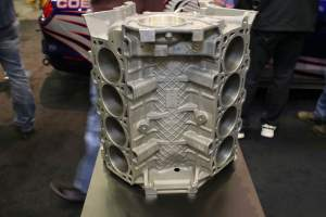 5.2L Mustang Engine Block