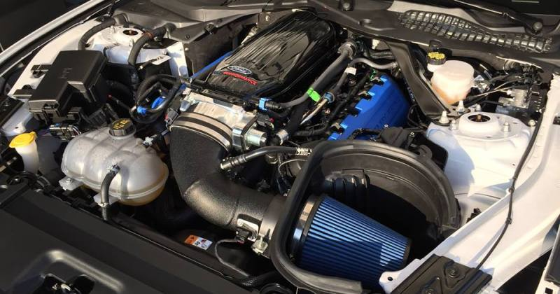 5.2L XS Prototype Mustang Engine