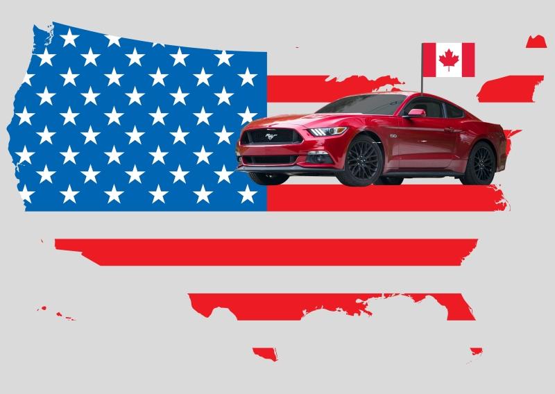 2016 Mustang GT Road Trip