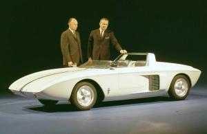 1962 Mustang 1 Concept Car