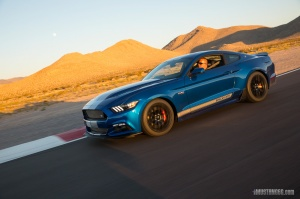2017 Shelby GTE Mustang