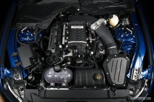 2017 Shelby GTE Engine