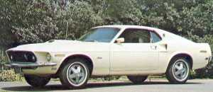 1969 Fastback Mustang