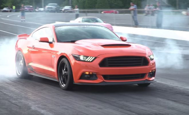 americanmuscle giveaway october hot lap 850 hp giveaway mustang goes down the 3669