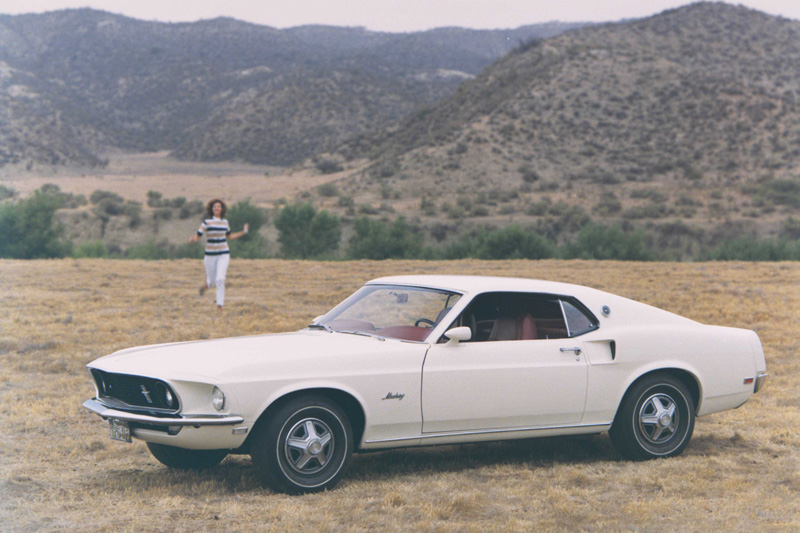 1969 Mustang E