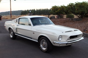 68 Shelby Mustang GT500 KR