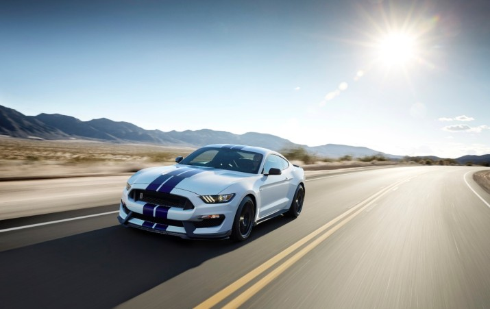 S550 Shelby GT350