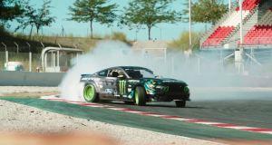 2015 Mustang RTR Drifitng by Vaughn Gittin Jr