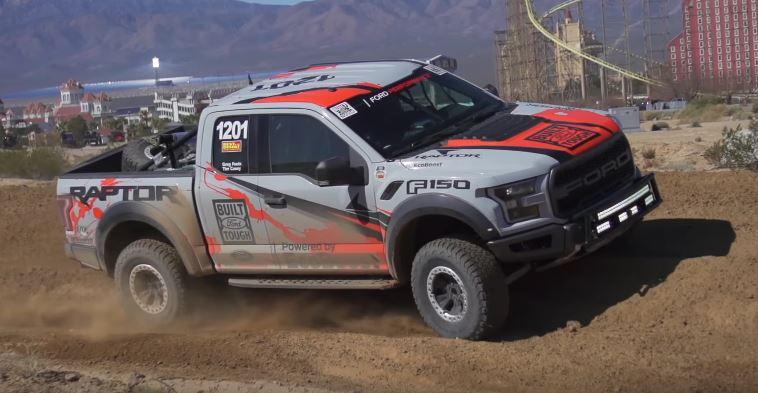 Baja 1000 Race Raptor
