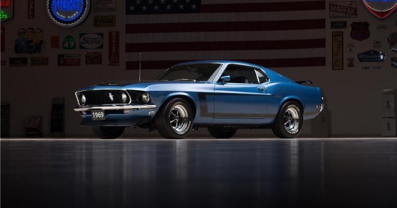 1969 Boss 302 Mustang