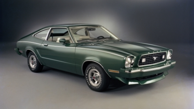 5 Reason Why the Mustang II Doesn't Deserve All the Hate ...
