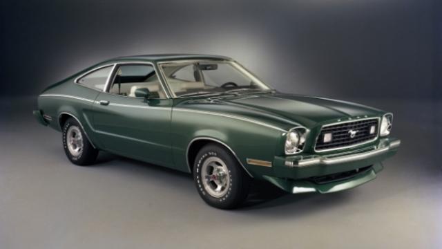1977 Mustang II Fastback