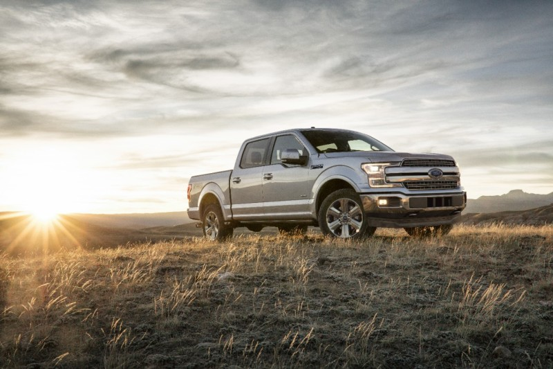 Image result for Ford F-150 Brings More Muscle to the Table in 2018+