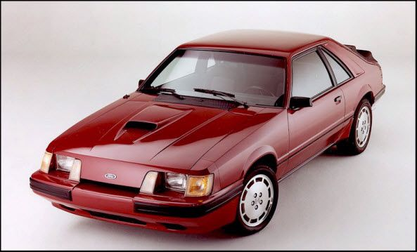 1984 mustang svo the first high performance turbo mustang. Black Bedroom Furniture Sets. Home Design Ideas