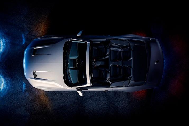 2018 S550 Mustang Convertible