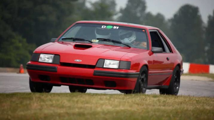 SVO Mustang Racing SCCA