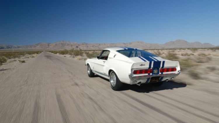 Rare Mustangs The Unique 1967 Shelby Gt500 Super Snake
