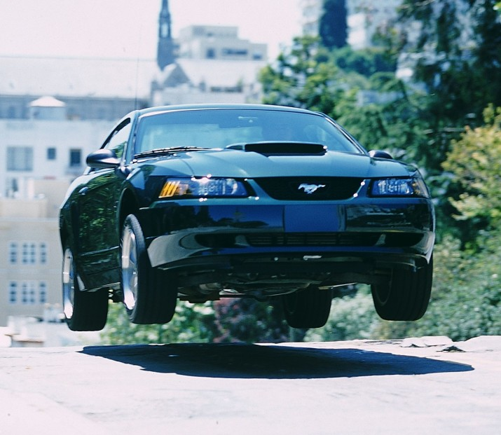 2001 Bullitt Mustang San Francisco