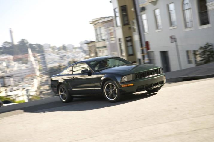 2009 Bullitt Mustang