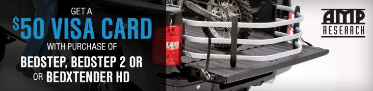 AMP Rebate F-150