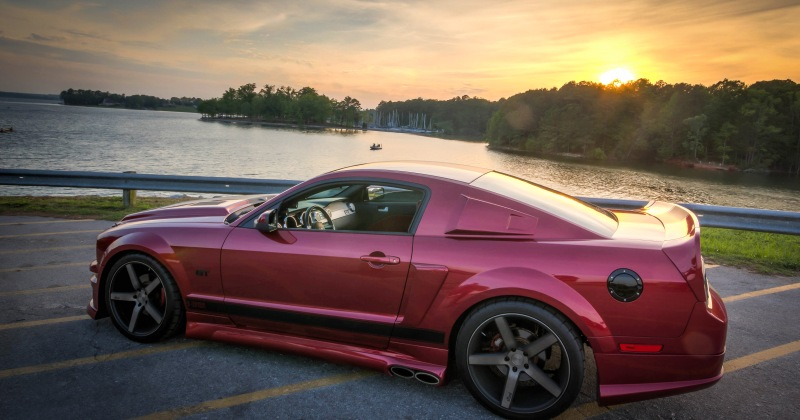 the total package stephen s fully customized 2006 mustang gt blog. Black Bedroom Furniture Sets. Home Design Ideas