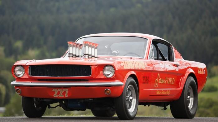 1965 A/FX Mustang